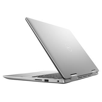 """Dell Inspiron 5482 14"""" 2v1 Touch FHD i7-8565U/8GB/256GB SSD/MCR/USB-C/HDMI/W10/2RNBD/Stříbrný"""