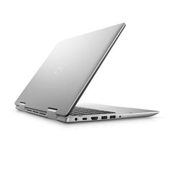 "Dell Inspiron 5491 14"" FHD 2v1 Touch  i7-10510U/16G/512G/MX230-2G/FPR/HDMI/USB-C/W10H/2RNBD/Stříbrný"