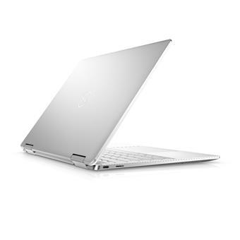 """Dell XPS 7390 2v1 13,3"""" 4K UHD Touch i7-1065 G7/16G/512SSD/2xTHB/MCR/FPR/W10P/3RNBD/Stříbrný"""