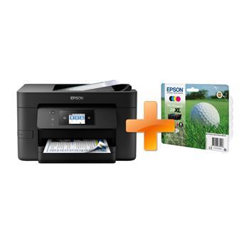 WorkForce Pro WF-3720DWF + sada inkoustů 34XL