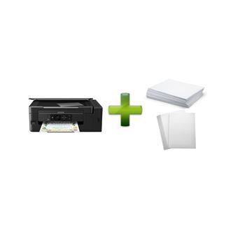 Epson L3070 A4,5760x1440 dpi, 33/15 ppm, Wifi + 100x Fotopapír + 500x Office papír