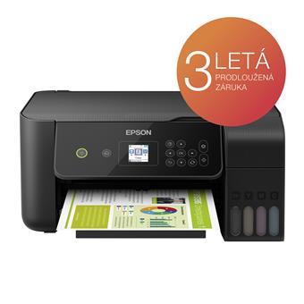 Epson L3160, A4, Wi-Fi , 33ppm, color + 100x Fotopapír