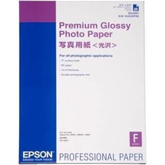 Premium Glossy Photo Paper, A2, 255g/m? 25pap