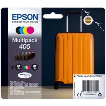 Epson Multipack 4 Colours 405 DURABrite Ultra Ink
