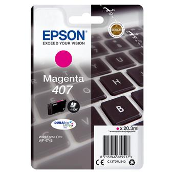 EPSON WF-4745 Series Ink Cartridge XL Magenta