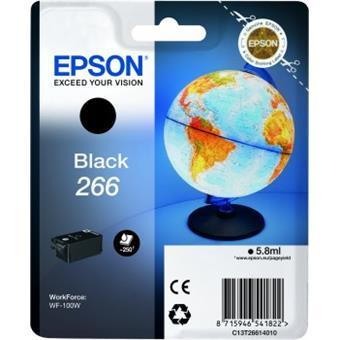 EPSON Singlepack Black 266 ink cartridge