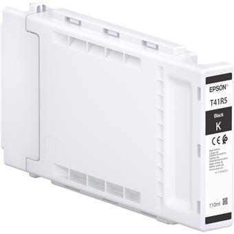 Epson Singlepack UltraChrome XD2 T41R540 Black 110ml