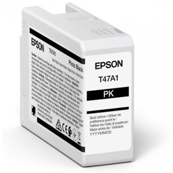 Epson Singlepack Photo Black T47A1 Ultrachrome