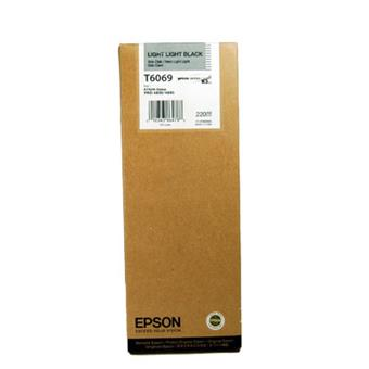 Epson T606 Light Light Black 220 ml