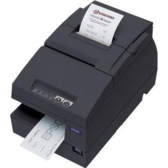 EPSON TM-H6000IV-,černá,USB+RS232, zdroj,EU kabel