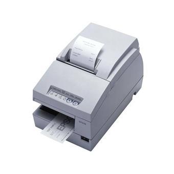 Epson pokl. tisk.TM-U675bílá,seriová,bez zdroje,CZ