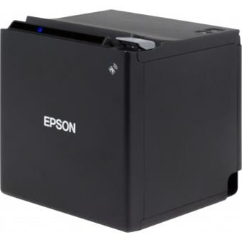 Epson TM-m30II (112): USB + Ethernet + BT, Black, PS, EU