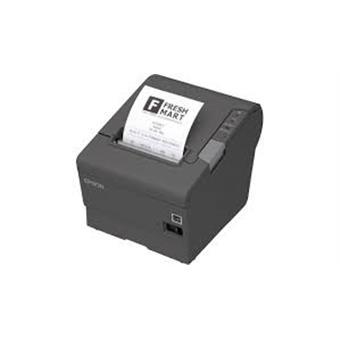 EpsonTM-T88V (051): Powered USB, w/o PS, tmavá