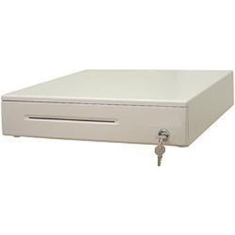 Pokl.zásuvka DOXY PZ1201, béžová, včetně kabelu 24V, kovové držáky bankovek