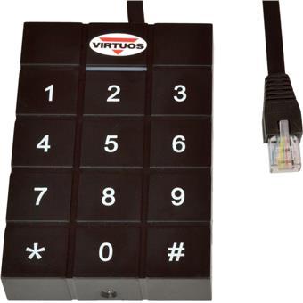 Adaptér pro otevírání pokladních zásuvek Virtuos 24V, RFID 125 kHz
