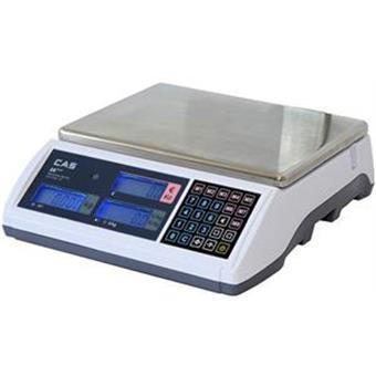 Váha CASER-PLUS15L,LCD na váze,RS232,6/15kg,2/5g