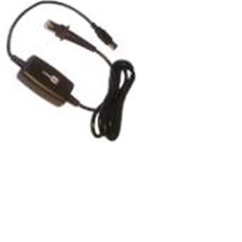 Kabel USB-VCOM pro CCD čtečky 1000/1500, černý