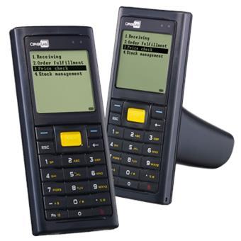 CipherLab CPT-8231-C přenosný terminál, CCD, WLAN & BT, 4 MB, bez stojánku