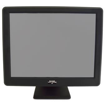 """AerPOS PP-9635AV, 15"""" LCD LED, 350 cd/m2, J1900 2,42GHz, 4GB RAM, rámeček, černý"""