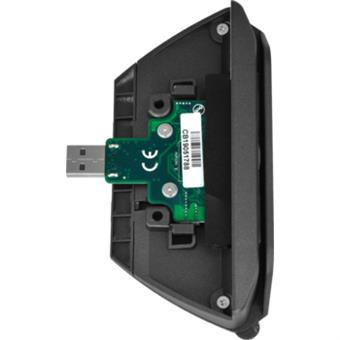 Čtečka magnetických karet 1/2/3 stopy pro XPOS, USB, šedá