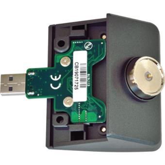 Čtečka iButtonů pro XPOS + 5 klíčů, USB (emulace RS232), šedá