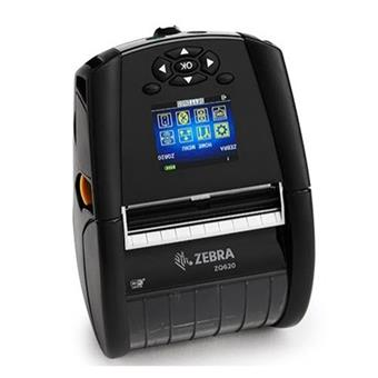 "Zebra ZQ620 3"" Mobile Printer, USB, Bluetooth Dual"
