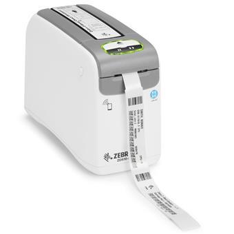 Zebra ZD510,DT-300dpi wristband printer USB,LAN,WiFi,BT