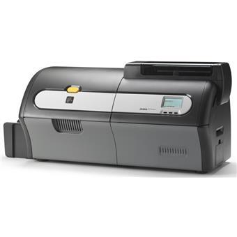 Card printer Zebra ZXP Series7–dual s.,Eth., Single side Lamination