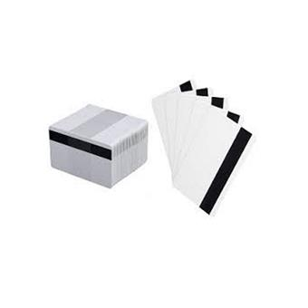 Card,30 mil, Low Coercivity magnetic stripe