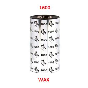 Zebra TT páska Wax šířka 60mm, délka 450m