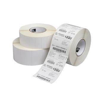 Z-Select 2000D, Coated, Permanent Adhesive, 19mm Core, Perforation and Black Mark