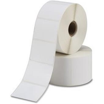 Label RFID Paper 101.6x76.2mm; TT, Z-Perform 1500T,Coated,Perm.Adhesive,400/roll,MOQ 2