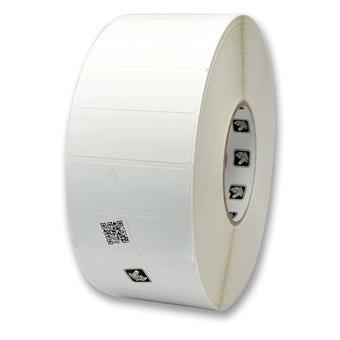 Label RFID Paper,76.2x25.4mm;TT,Z-Perform 1500T,Coated,Perm.Adhesive,1000/roll,MOQ 2