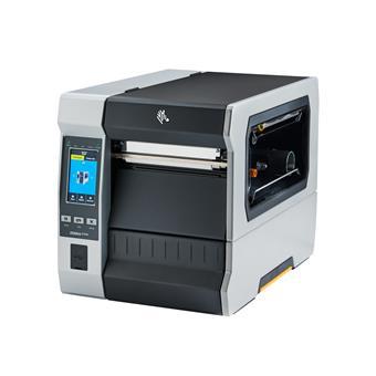 """TT ZT620; 6"""", 300 dpi, LAN, BT, USB, Rewind, colour touch display"""