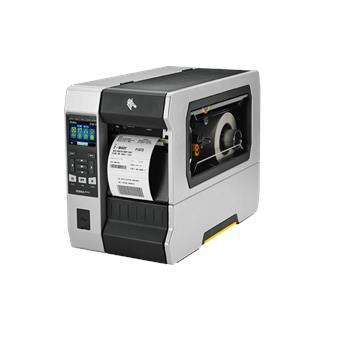 """Zebra - TT Printer ZT620; 6"""", 300 dpi, LAN, BT, USB, Tear, RFID UHF Encoder"""