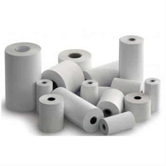Termopapír šířky 110mm, délka návinu 23m, dutinka 12mm (průměr návinu do 45mm)