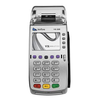 X-POS Platební terminál VX520 BASIC - Ethernet + napájecí zdroj - SKLADOVKA