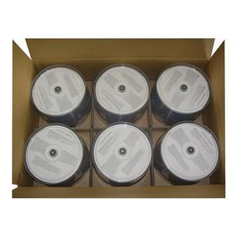 1 box CD-R 80/700 Ink Weiss, wasserfest, 300 pcs