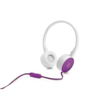 HP Stereo Headset H2800 Purple