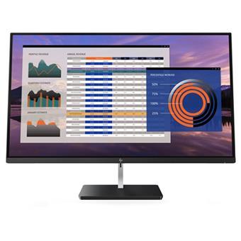 """HP EliteDisplay S270n 27"""" 4K 3840x2160/350cd/5.4ms/1300:1/DP/HDMI/3servis"""