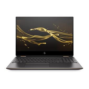 HP Spectre 15 x360-df0003nc UHD i7-8750H/16GB/512SSD/NV1050Ti/2RServis/W10-dark ash
