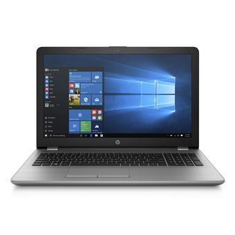 HP 250 G6 15.6 i3-7020U/8GB/256GB/DVD/BT/W10H-slvr