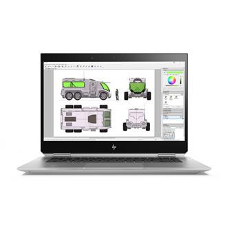 HP ZBook Studio x360 G5 FHD/i7-8750H/16GB/512GB/NVIDIA QP2000/W10P