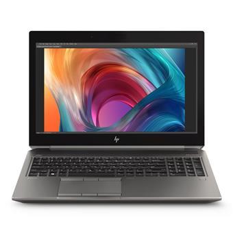 HP ZBook 15 G6 UHD 400nts i9-9880H/NVIDIA® Quadro® RTX3000-6GB/2x16GB/1TB NVMe/W10Pro