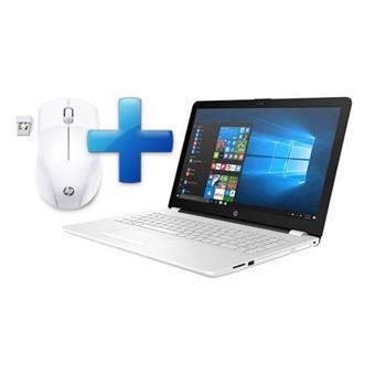 HP 15-bs157nc  i3-5005U/4GB/256/DVD/W10+MYŠ zdarma