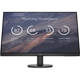 "HP P27v G4 27"" FHD/300/1000:1/VGA/HDMI/5ms"