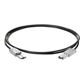 HPE SAS Min-Min 1 x 2M Cable Assy Kit