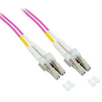 HPE Premier Flex LC/LC OM4 2f 50m Cbl