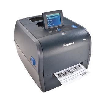 """Honeywell PC43t, TT, 300DPI, 4"""", LCD, USB"""