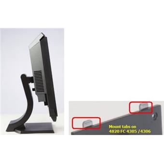TABLE TOP STAND  for TCxWave x30 Only